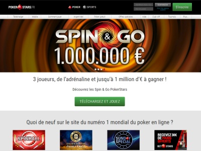 PokerStars - Site légal en France