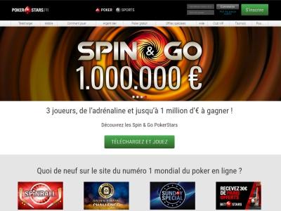 PokerStars - Site légal en France