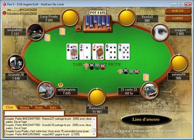 Logiciel PokerStars